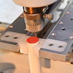 機械荒彫作業